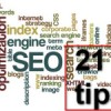 Top 21 SEO Tips and Tricks