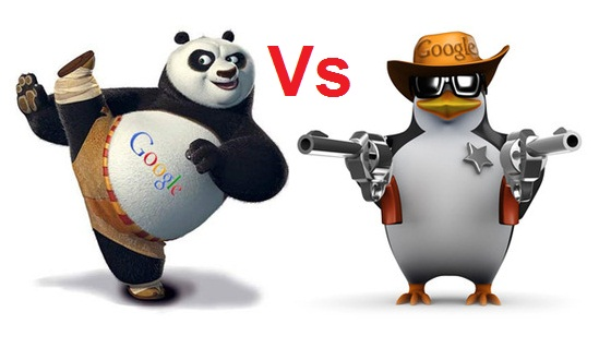 google panda vs penguin