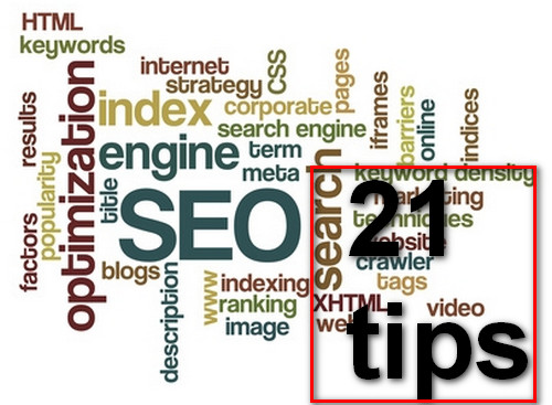 seo tips and tricks