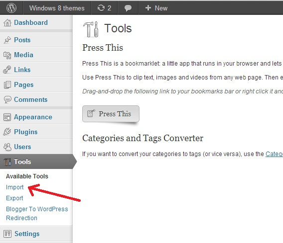 How To Migrate From Blogger To Wordpress Without Losing The
